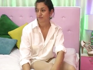 Indian cam girl devika chaste playing