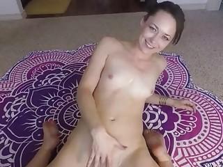 POV BJ W/ Spit & Cumplay