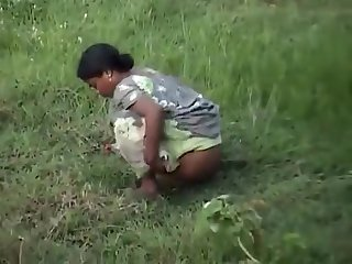 Villager Caught Peeing