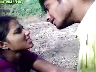 Indian amateur lovers public sex dating-100p