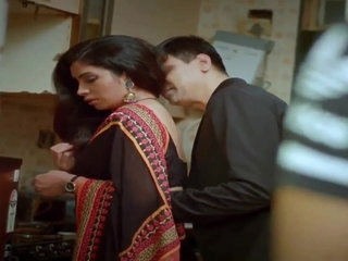 Illegal affair with her husband's boss