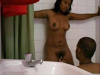 Indian hot Nagaland girl fingered in shower by lover - HardSexTube