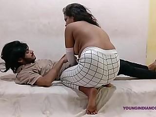 Lactating Indian Teen Sarika Riding On Her Cousin Brother Cock