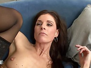 She loves sex, and especially enjoys big black cocks !