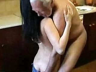 grandad fucks granddaughter