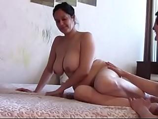 Kinky Step Mum Taboo Gags with Cum