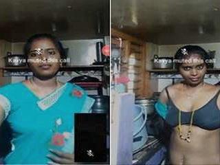 Today Exclusive -Sexy Tamil Bhabhi
