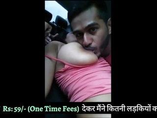 Indian Girl Having wonderful sex with her Padosi